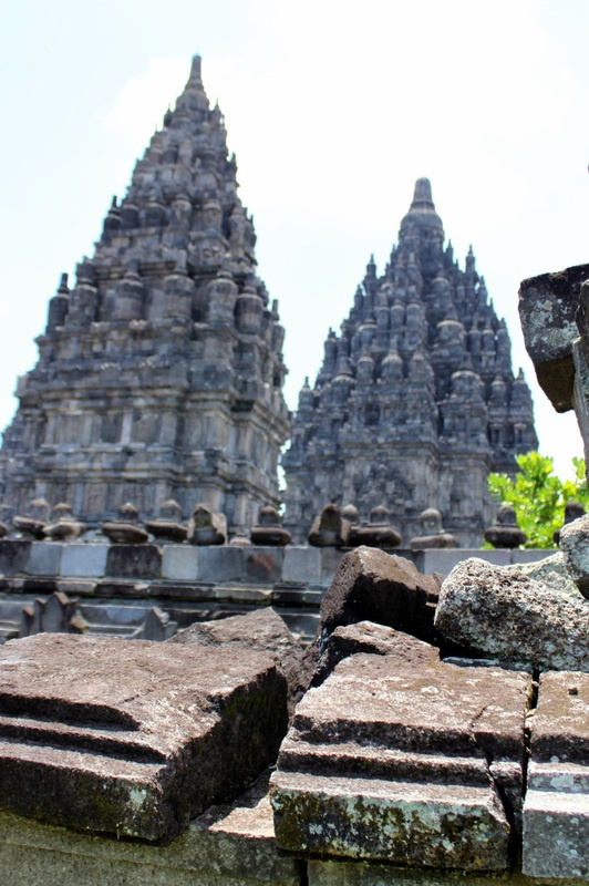 Prambanan- Jogja, Indonesia #photography http://exploretraveler.com http://exploretraveler.net