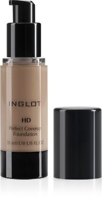 Inglot Cosmetics - Face & Body - HD Perfect Coverup Foundation - 73