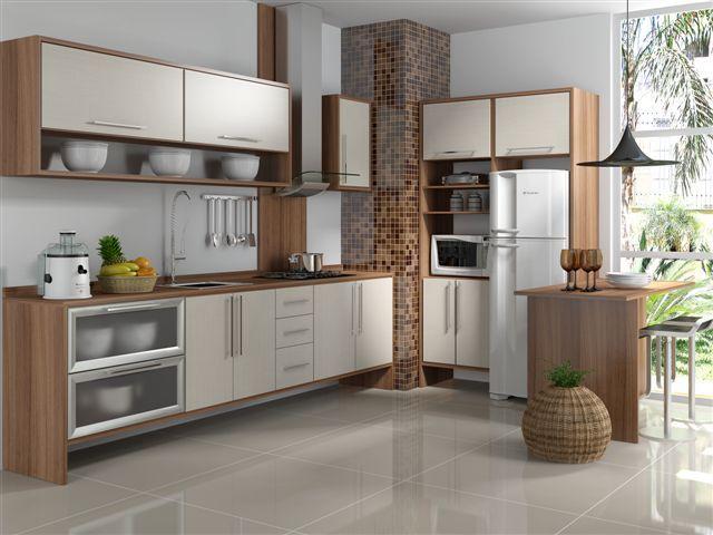 Cozinha em Laca ou MDF? Modernas e Lindas!!