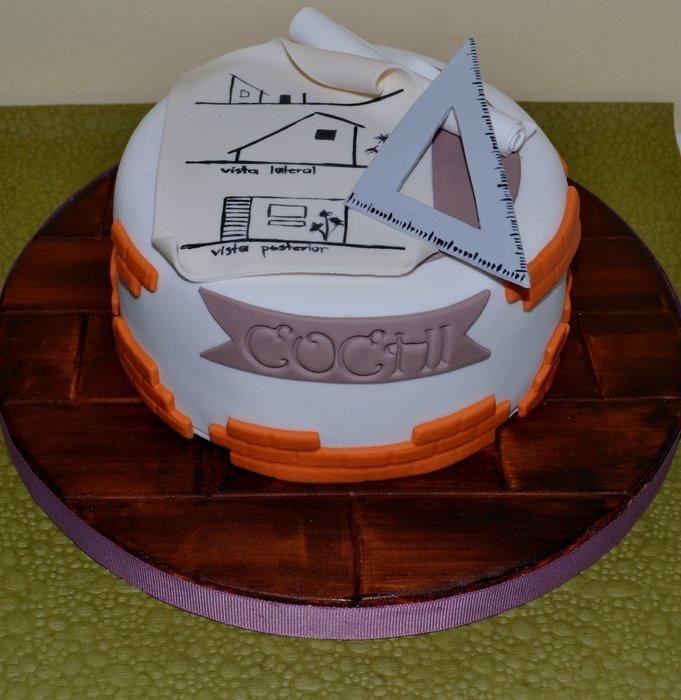 Architect+Cake!