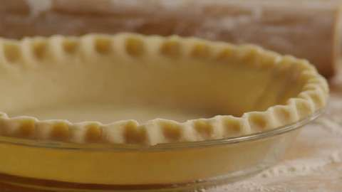 Basic Flaky Pie Crust Video