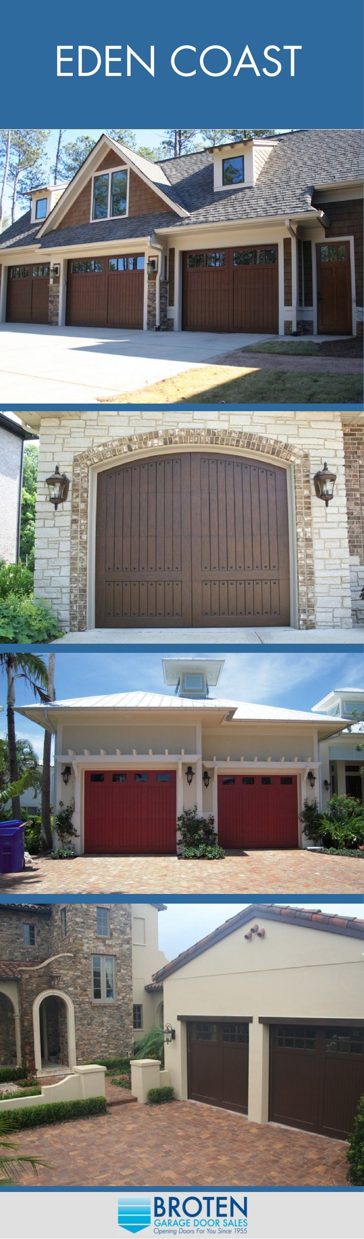 broten garage doors65 best Eden Coast Garage Doors images on Pinterest  Coast