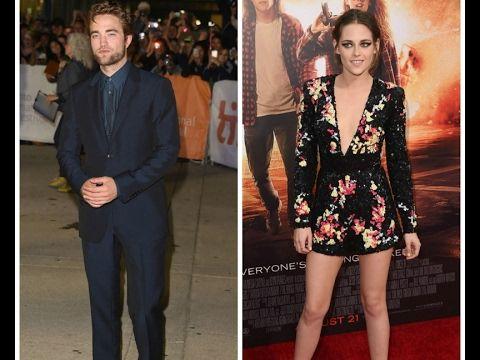 Robert Pattinson news Did Kristen Stewart's Ex Secretly Marry 'Pendulum'...