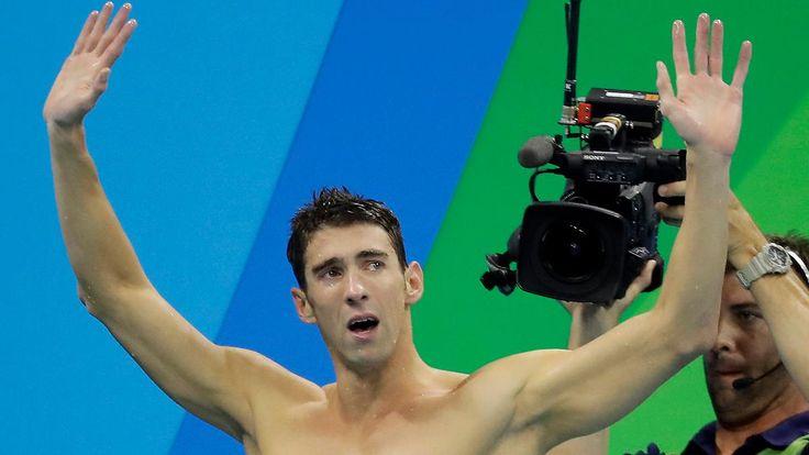 Olympia-Wettbewerbe im Überblick: Phelps weint, Harting albert, Kerber verliert