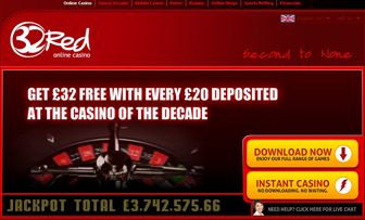 One of the most powerful English online gambling brands, 32 Red Casino, which has Casinomeister's Casino of the Decade reward has been also awarded with various 21 online/offline rewards since 2003 by several gambling publications as well as establishm ...