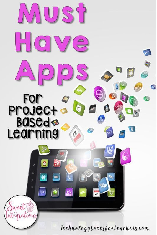 These are apps that I highly recommend when teaching a Project Based Learning unit. These can be used for any grade level for your driving questions, research, and presentations.