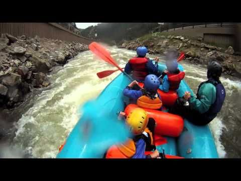 Clear Creek Rafting Trips | Mile Hi Rafting