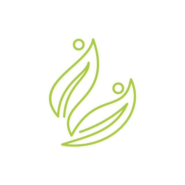 ورقة تصميم شعار قالب النواقل المعزولة خلاصة بيو الأعمال Png والمتجهات للتحميل مجانا Leaf Logo Logo Design Design