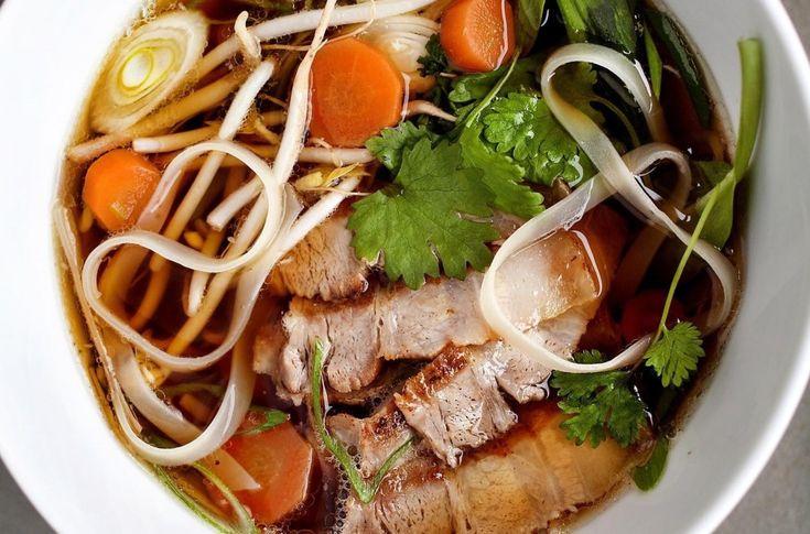 Pho - en verdensberømt vietnameser.