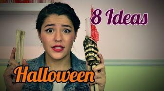 paperpop manualidades de halloween - YouTube
