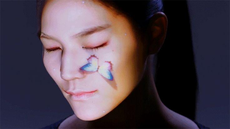 [Video] Mapeamento de projeção 3D facial