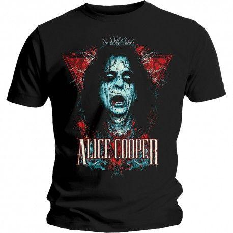 Alice Cooper: Decap (tricou)
