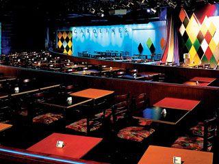 Comedy Club rental #ajoyusshower