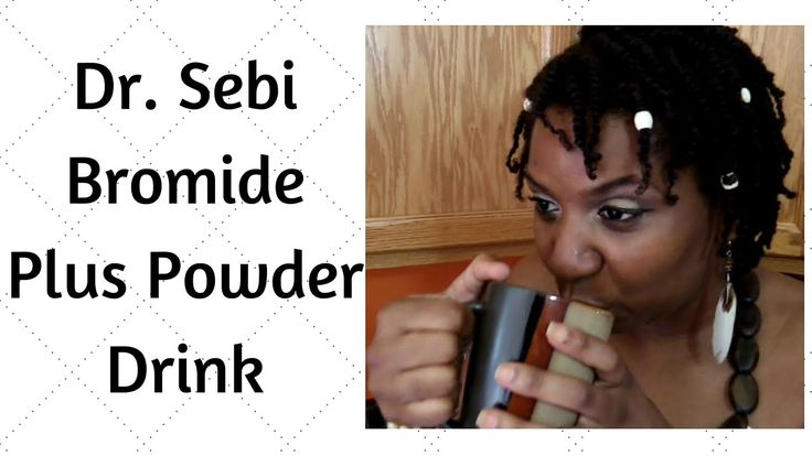 Dr Sebi Seamoss Bromide Plus Powder Drink