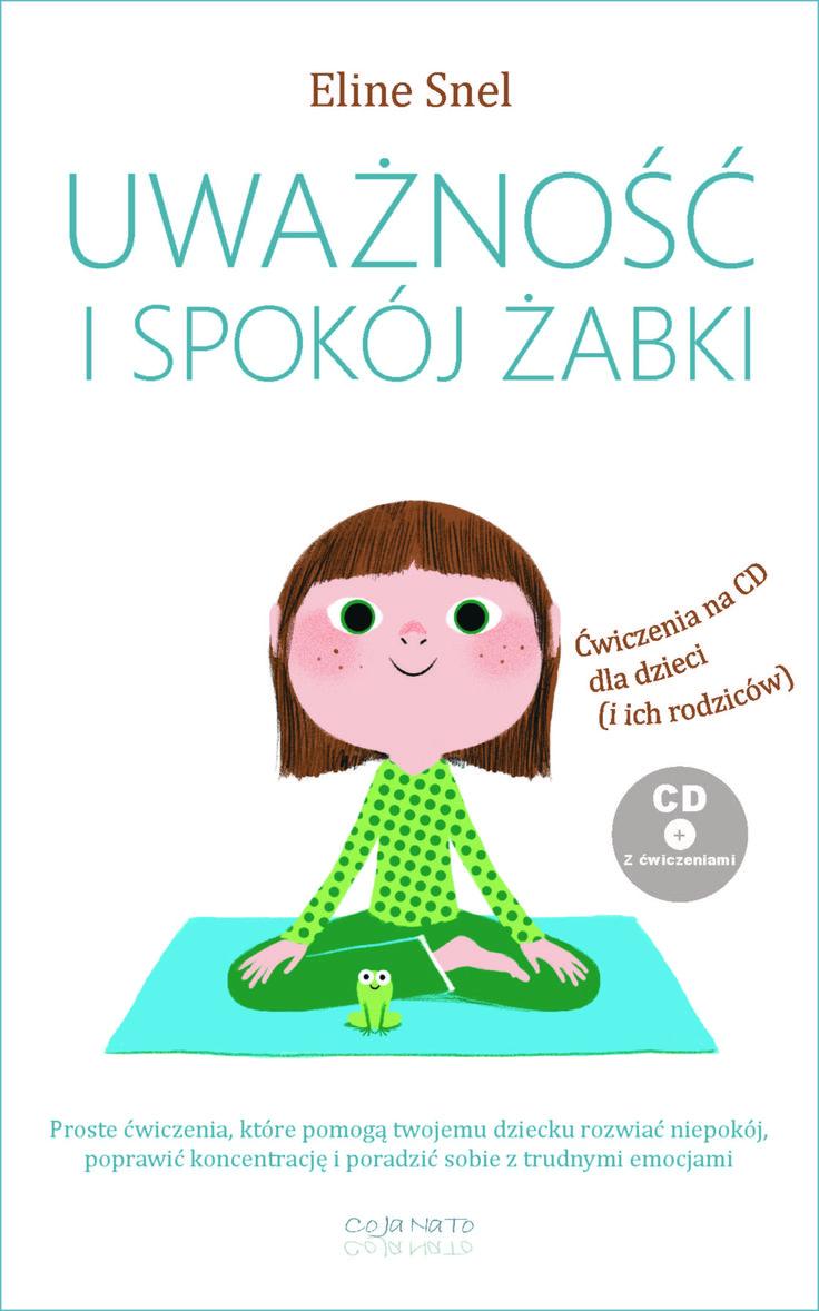 Pierwsza książka o medytacji (świeckiej) dla dzieci. Ta prosta, przyjazna i skuteczna metoda zyskała entuzjastyczne opinie setek tysięcy rodziców, dzieci i pedagogów na całym świecie.
