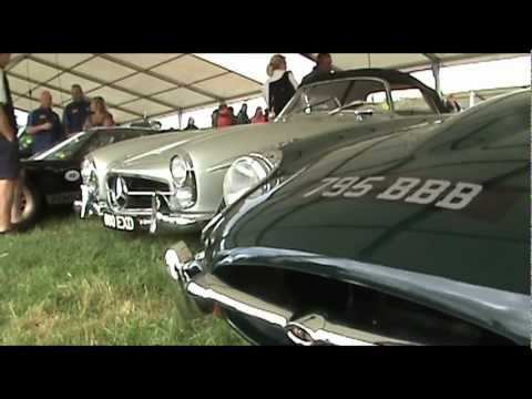 Video from Chris Evans inaugral CarFest (South) event