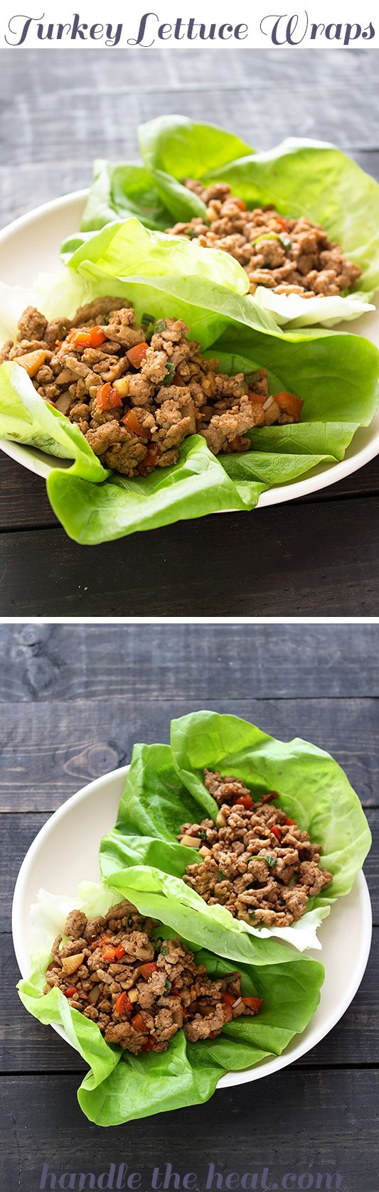 Ground Beef Gyro Meatball Lettuce Wraps Recipe with Tzatziki and ...