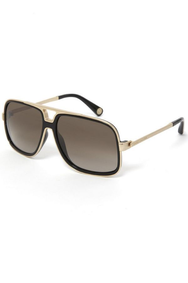 cda98e870ec3 Marc Jacobs Retro Aviator Sunglasses
