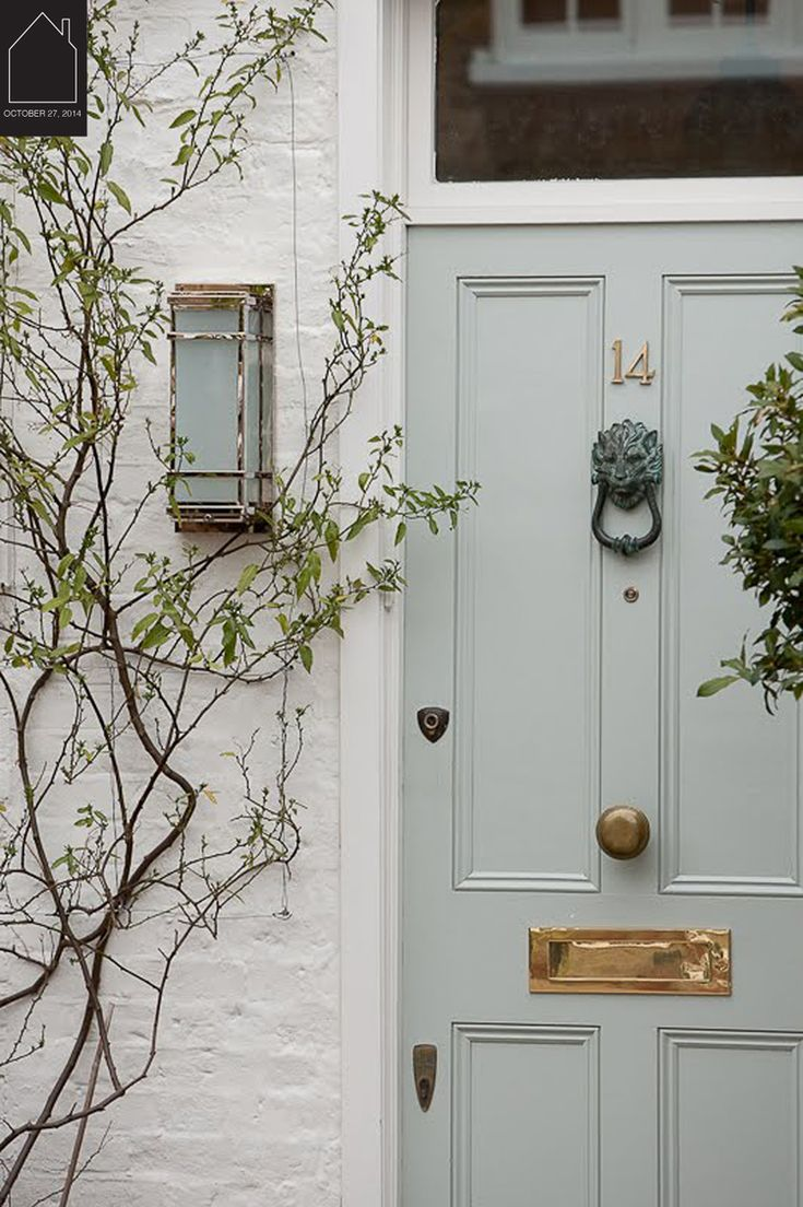 10.27.2014 - London Door Company | THE PLACE HOME