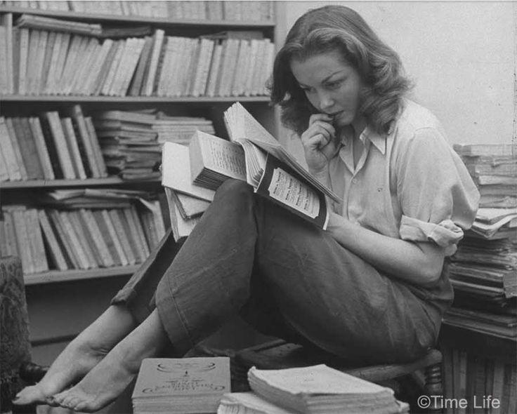 A-Post-War-Paris-Girl-1946. Barbara Laage