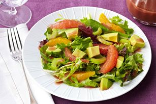 Citrus And Avocado Salad Recipe  Kraft Canada Salads Pinterest