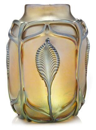 image (308×419) tiffany favrile vase