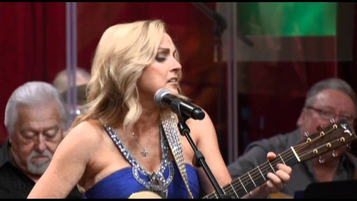 Rhonda Vincent - Beneath still waters (Dallas Frazier,Charles Rains)