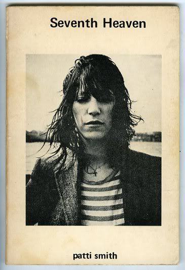 """POETRY BOOK --- She wrote a few 5x7"""" 1/4"""" thick or less Books --- After HORSES, she came out w/a great book """"Babylon"""".  She turned punk kids on to Arthur Rimbaud, Henry Miller, Anais Nin, & other influences that led to other interesting influences. I loved that about Patti. She became a part of our lives, She knew Suburbia was dry & loveless -- & was the Punk Rock babysitter w/the great games & the wicked cookies. IF you can find her books, get one -- / fuckyeahpattismith"""