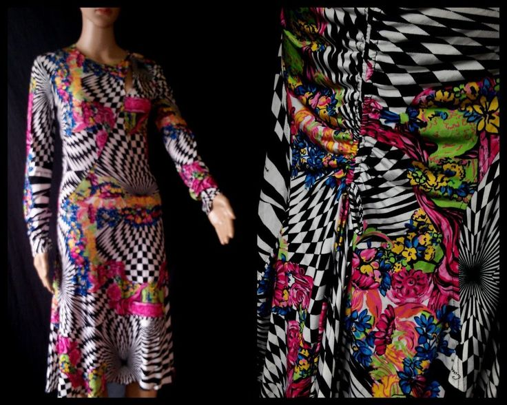 #twitter#tumbrl#instagram#avito#ebay#yandex#facebook #whatsapp#google#fashion#icq#skype#dailymail#avito.ru#nytimes #i_love_ny     Gianni Versace Multicolor Abstract Floral Print Dress Stretch Long Sleeve  #GianniVersaceVersaceJeansCoutureXS #StretchBodycon #Any