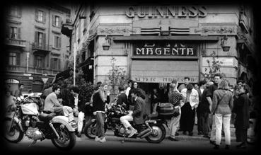 Il bar Magenta: un luogo magico, incontri indimenticabili
