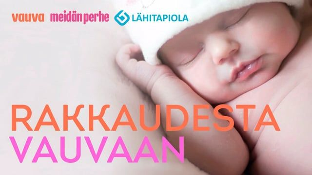 Lähitapiola, lapsivakuutus / Meidän Perhe, Vauva - tapahtuma - mobiili - display - printti - testi - advertoriaali - video - chat - kilpailu
