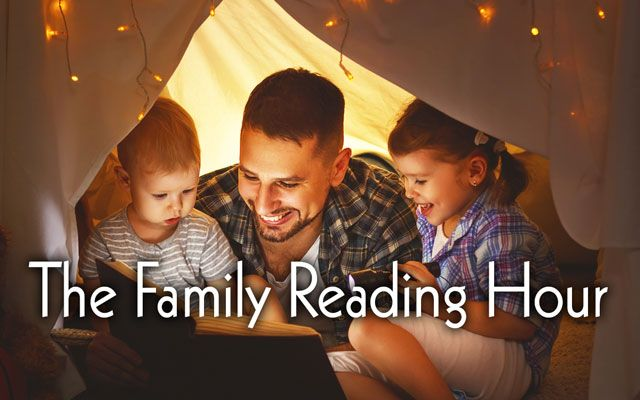 "Do you like to read books as a family?  Enjoy reading this ""Homeschooling with Heart Blog.""  The Family Reading Hour: A Review of Peter Pan By: Kenzi Knapp    Read More...https://www.theoldschoolhouse.com/family-reading-hour-revi…/"