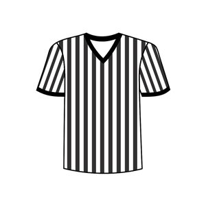 Football Referee Shirt