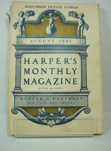 Harper'S Monthly Magazine August 1901 Fiction Number Christie IN Color MB S | eBay