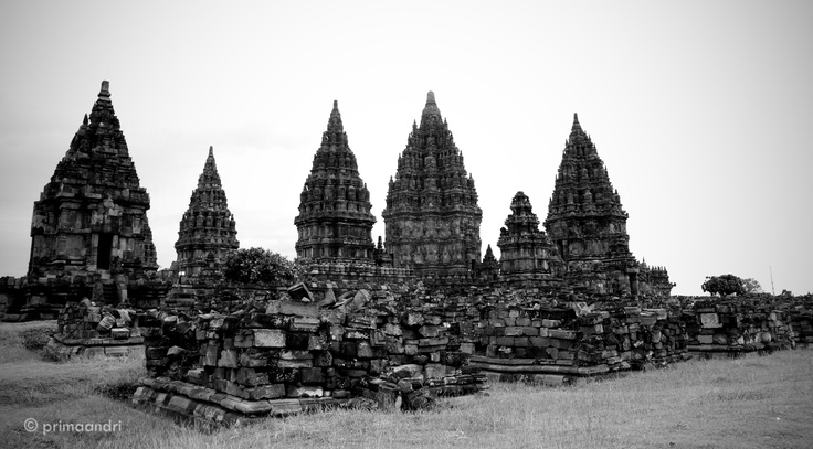 distortion of temple