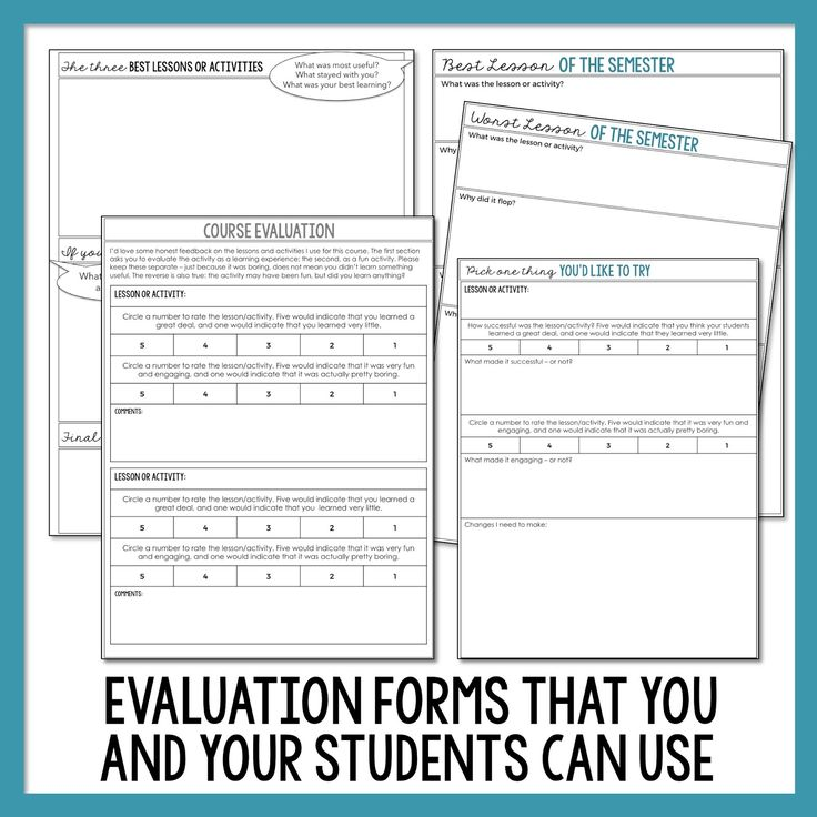 The 25+ best Course evaluation ideas on Pinterest - teacher evaluation form