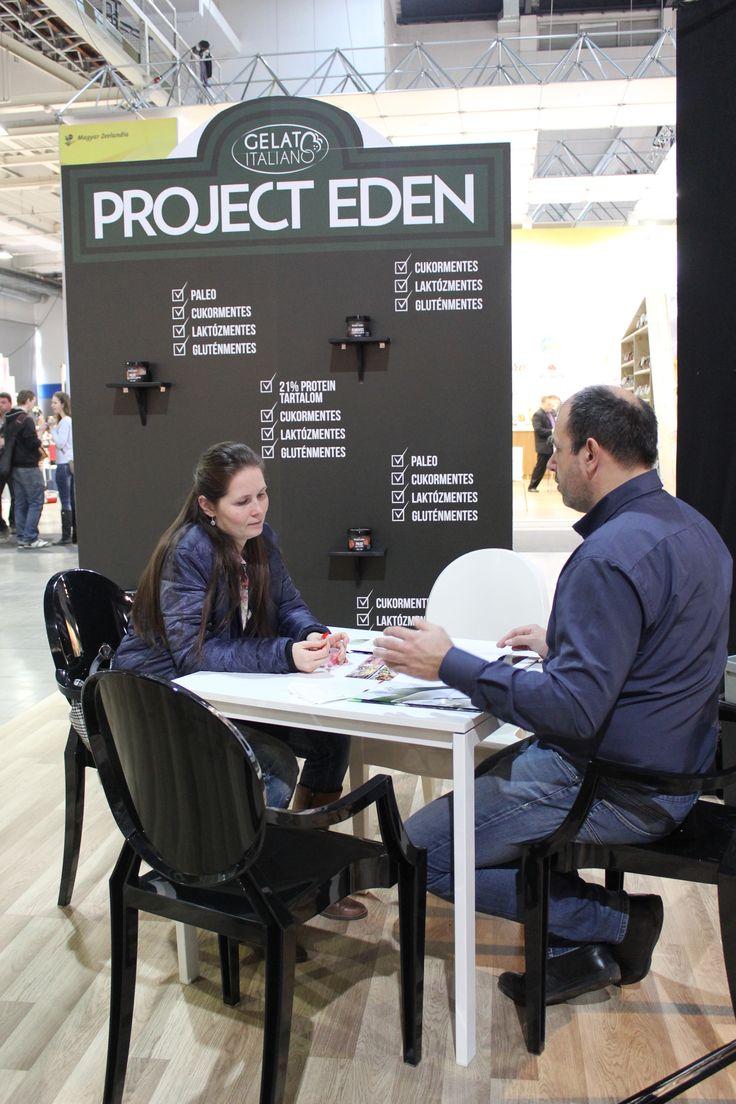 Gelato Italiano   Project Eden