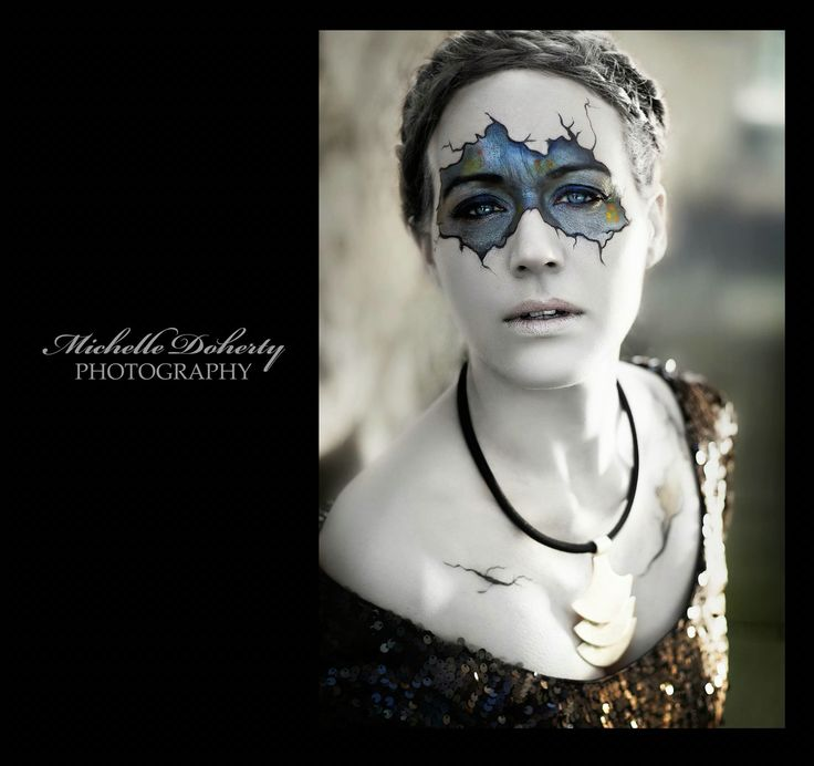 Creative Hair and Makeup by Devon Bree Baker, Photographed by Michelle Doherty