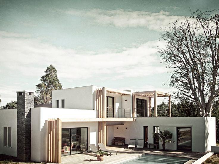 42 best agence rt r sidentiel images on pinterest site map mansions and villa. Black Bedroom Furniture Sets. Home Design Ideas