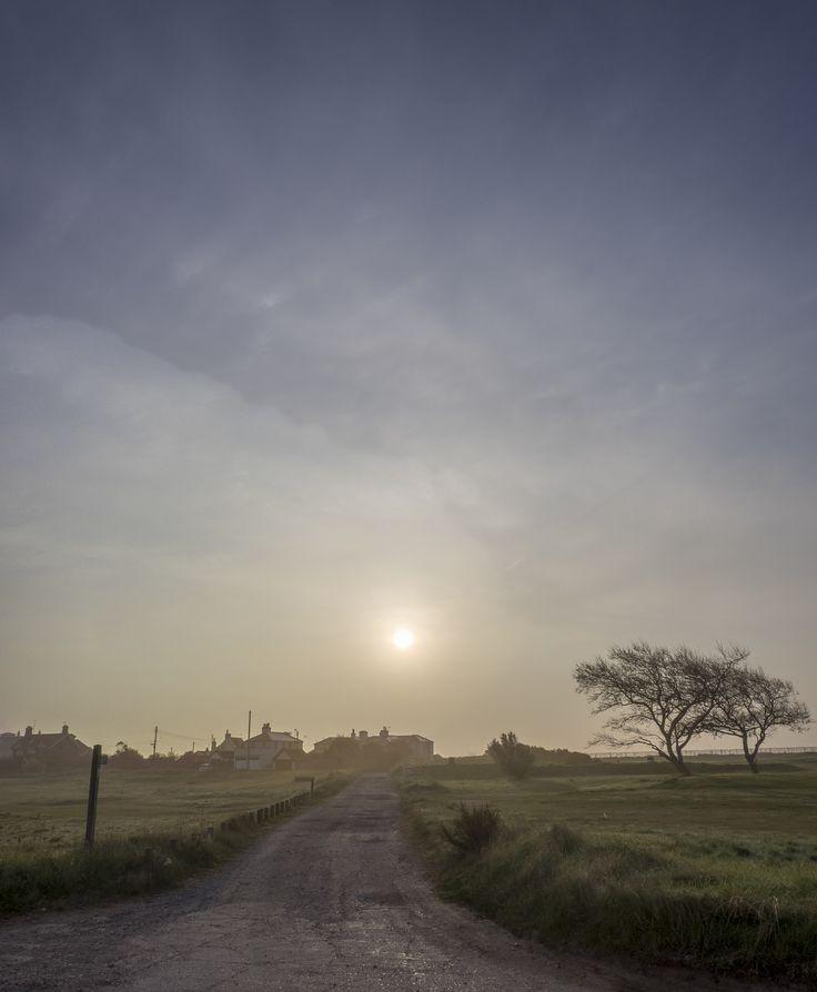 Felixstowe Sunrise by Nigel Lomas on 500px