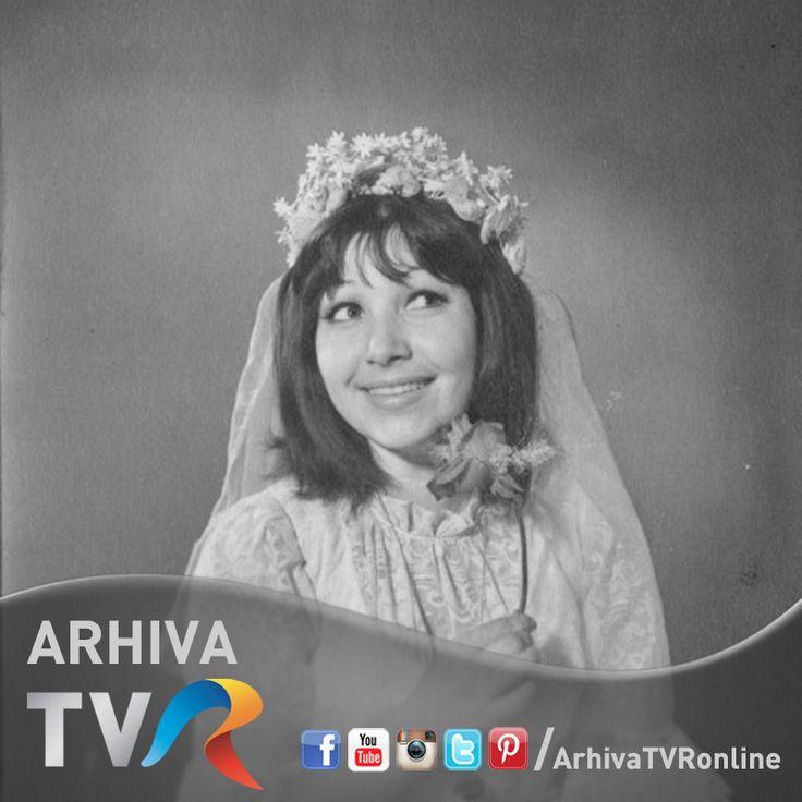 Rodica Popescu Bitanescu. Emisiunea Album duminical, 1973