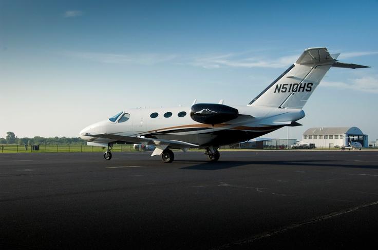 #Cessna #Citation #Mustang