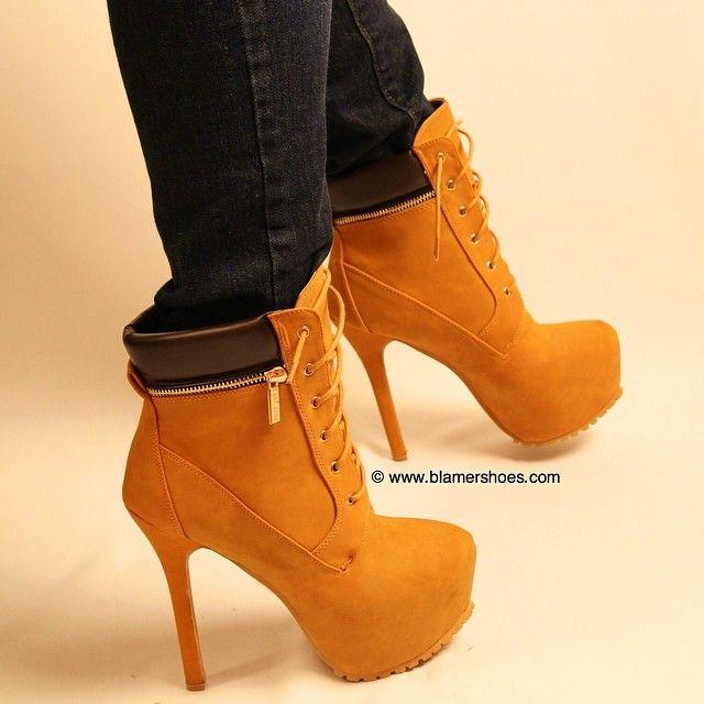 Timbaland heels