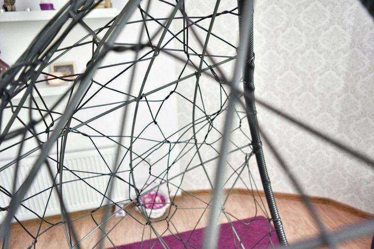 Фотографии Подвесное кресло из ротанга (кокон, шар, яйцо) – 4 альбома
