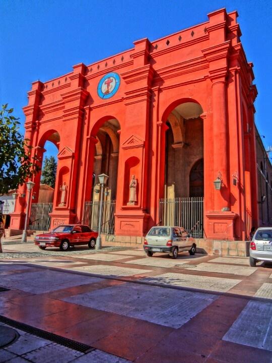Iglesia San Francisco - Rancagua