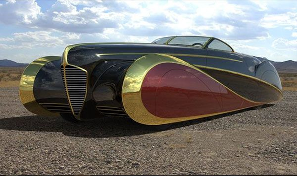 Delahaye Sultan ; What do you mean, 'over the top'?...K