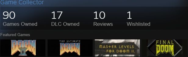 I finally paid for the Doom Classic Complete package on STEAM!
