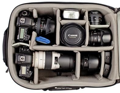 Cool carry on camera bag - I need this <3