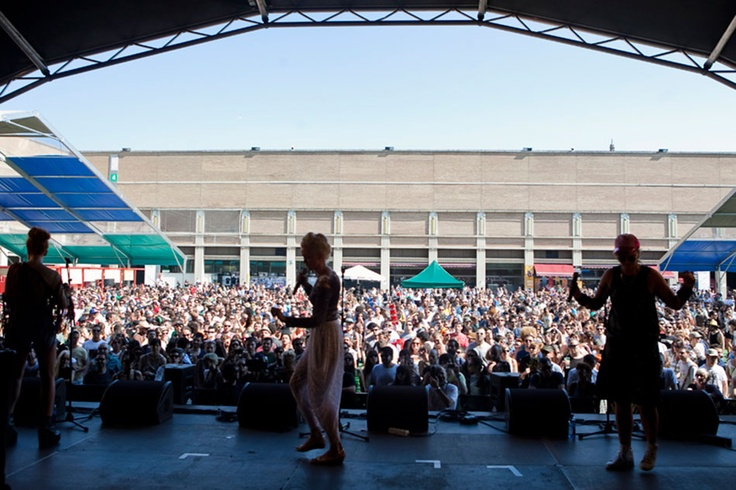 Sísý Ey - Sónar2013  #sonar20years