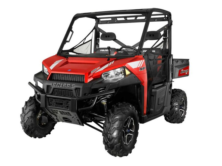 """Polaris Industries today announced the RANGER XP 900 has been awarded """"Best of the Best"""" by Field & Stream Magazine. The RANGER XP 900 is the third Polaris Off-Road Vehicle in five years to win the prestigious award."""